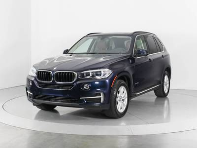 Used BMW X5 2014 WEST PALM Xdrive35i
