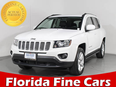 Used JEEP COMPASS 2015 MIAMI Latitude 4x4