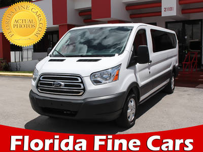 Used FORD TRANSIT-WAGON 2017 MIAMI T350