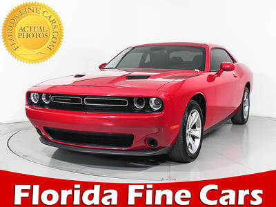 Used DODGE CHALLENGER 2016 MIAMI SXT