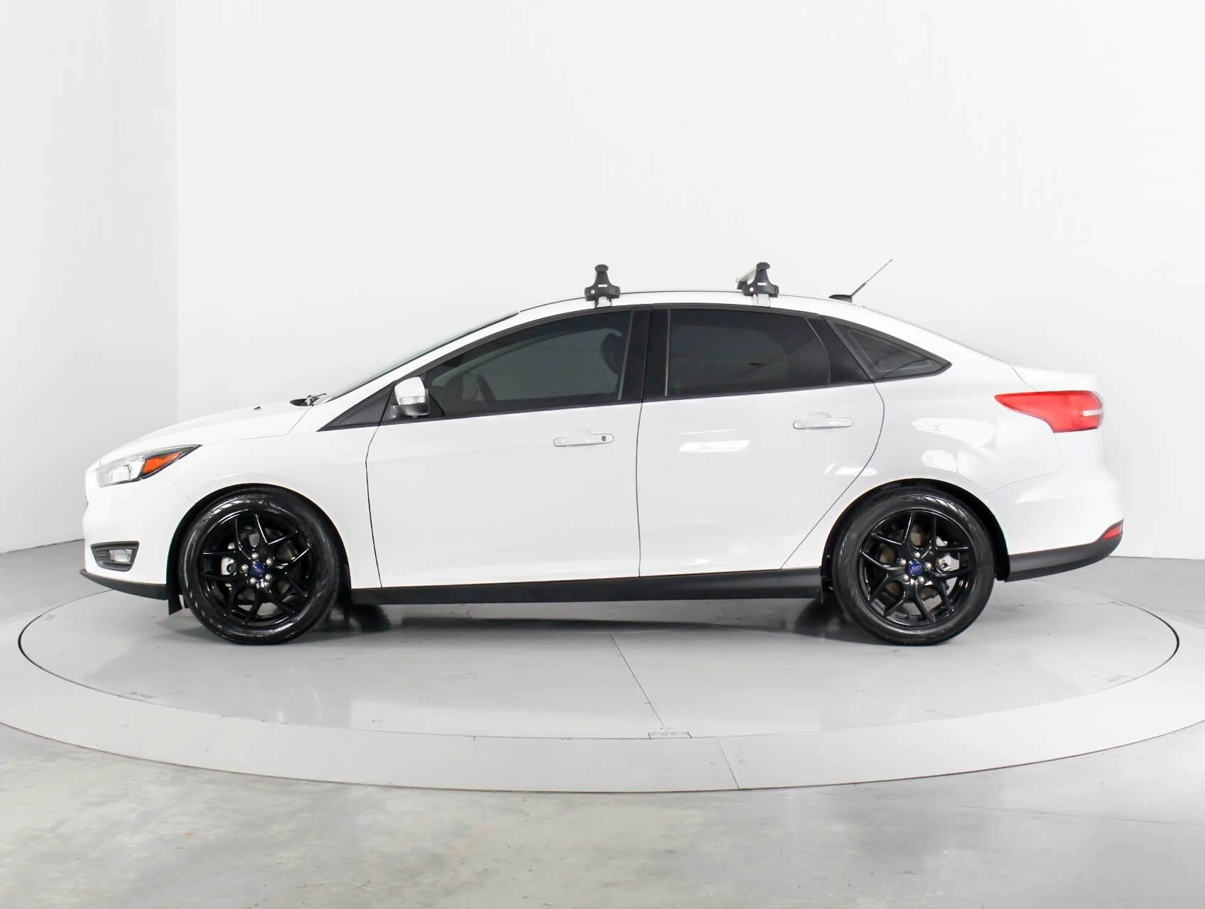Used 2016 Ford Focus Se Sedan For Sale In West Palm Fl 96829