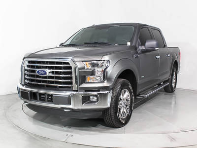 Used FORD F-150 2015 WEST PALM Xlt Crew Cab 4x4