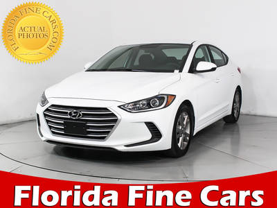 Used HYUNDAI ELANTRA 2018 HOLLYWOOD Sel