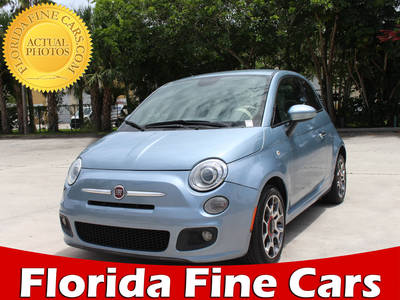 Used FIAT 500 2015 MARGATE SPORT