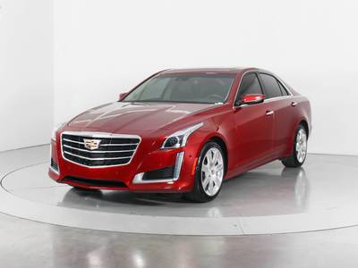 Used CADILLAC CTS 2015 MIAMI PERFORMANCE