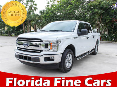 Used FORD F-150 2018 MARGATE Xlt Sport