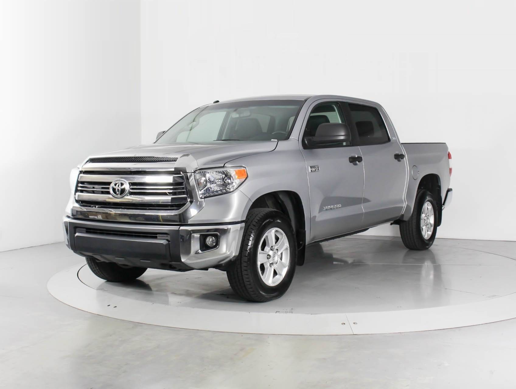 Used 2017 Toyota Tundra Sr5 Crewmax 4x4 Truck For In West Palm Fl 96858 Florida Fine Cars