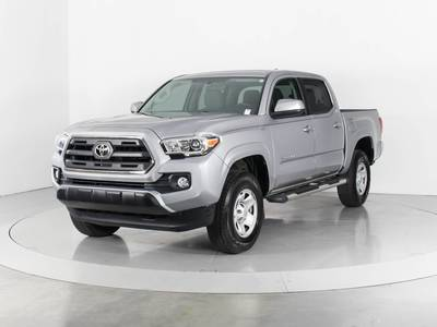 Used TOYOTA TACOMA 2016 WEST PALM Sr5