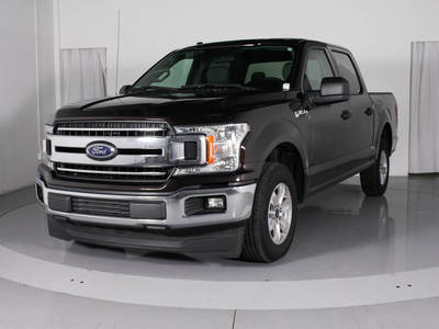 Used FORD F-150 2018 MARGATE Xlt Supercrew