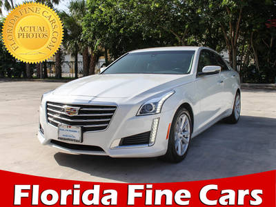 Used CADILLAC CTS 2018 MARGATE 2.0l Turbo