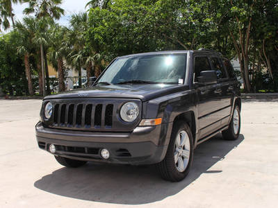 Used JEEP PATRIOT 2017 MIAMI LATITUDE