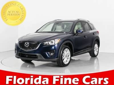 Used MAZDA CX-5 2015 WEST PALM GRAND TOURING