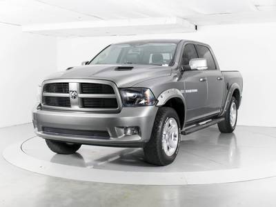 Used RAM 1500 2012 WEST PALM Sport Crew Cab 4x4