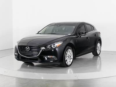 Used MAZDA MAZDA3 2017 WEST PALM GRAND TOURING