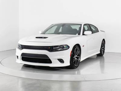 Used DODGE CHARGER 2018 MARGATE Srt 392 Scat Pack