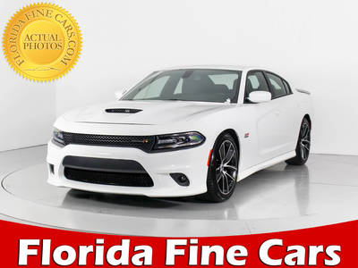 Used DODGE CHARGER 2018 MIAMI Srt 392 Scat Pack