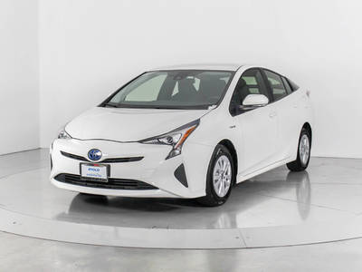 Used TOYOTA PRIUS 2017 WEST PALM Two