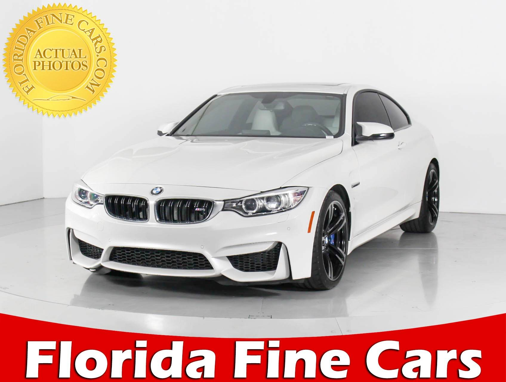 Used 2015 Bmw M4 Coupe For Sale In Hollywood Fl 96915