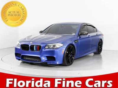 Used BMW M5 2013 WEST PALM