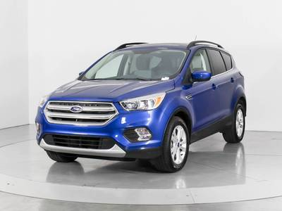 Used FORD ESCAPE 2018 WEST PALM Se 4x4