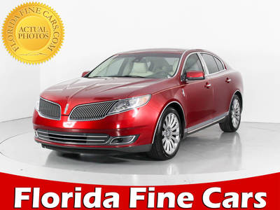 Used LINCOLN MKS 2015 WEST PALM