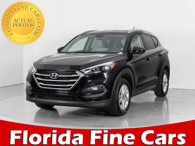 Used HYUNDAI TUCSON 2016 WEST PALM Se