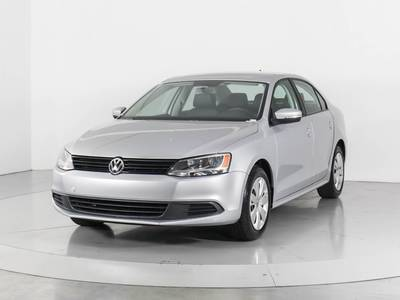 Used VOLKSWAGEN JETTA 2014 WEST PALM SE