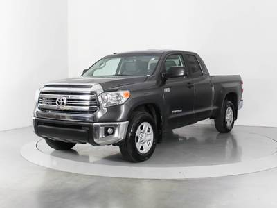 Used TOYOTA TUNDRA 2016 WEST PALM Sr5