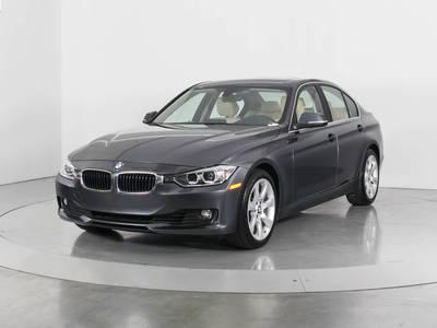 Used BMW 3-SERIES 2015 WEST PALM 335I