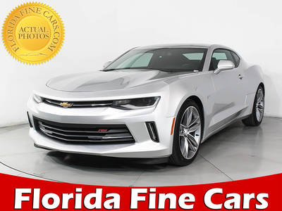 Used CHEVROLET CAMARO 2018 MIAMI 1LT