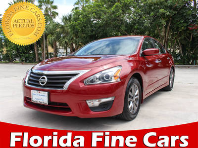 Used NISSAN ALTIMA 2015 MARGATE Special Edition