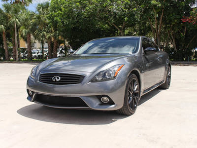 Used INFINITI Q60 2015 HOLLYWOOD Sport Limited