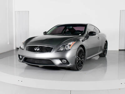 Used INFINITI Q60 2015 MARGATE Sport Limited