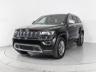 Used JEEP GRAND-CHEROKEE 2017 MIAMI LIMITED
