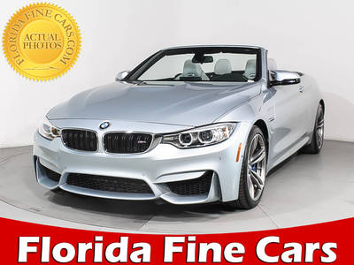 Used BMW M4 2015 HOLLYWOOD Convertible
