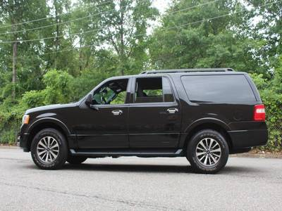 Used FORD EXPEDITION-EL 2017 MIAMI Xlt 4x4