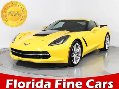 Used CHEVROLET CORVETTE 2015 MIAMI STINGRAY Z51 3LT