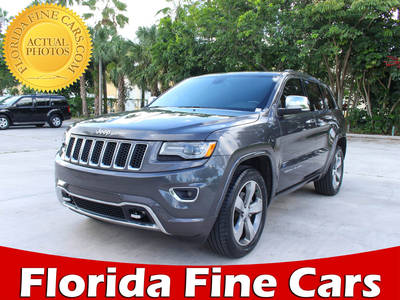 Used JEEP GRAND-CHEROKEE 2015 MARGATE OVERLAND