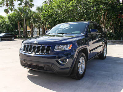 Used JEEP GRAND-CHEROKEE 2015 MARGATE LAREDO