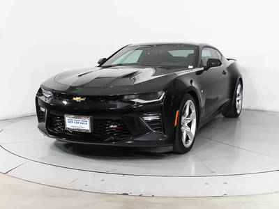 Used CHEVROLET CAMARO 2018 HOLLYWOOD 1SS