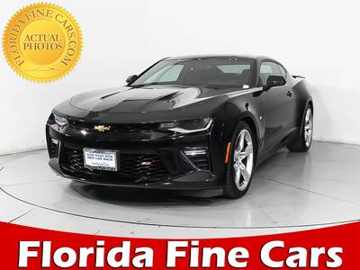 Used CHEVROLET CAMARO 2018 MIAMI 1SS