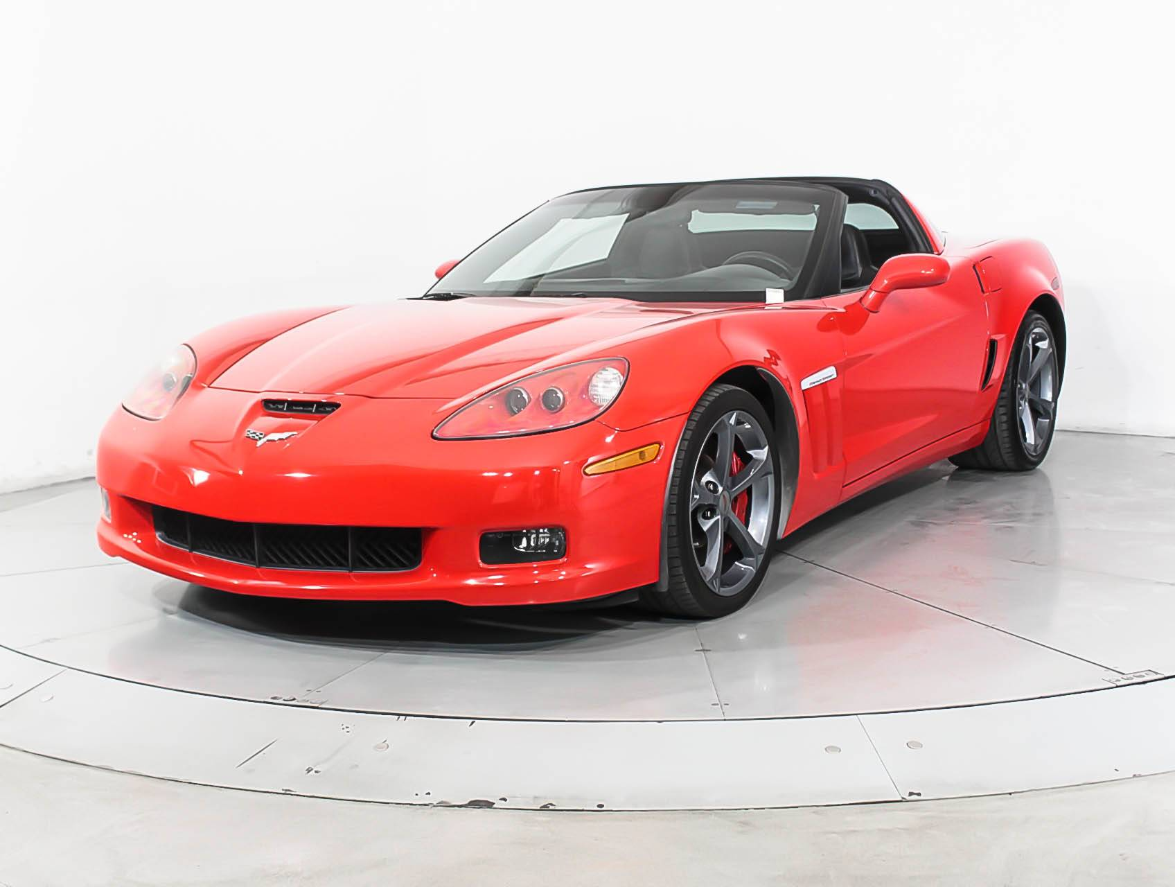 ykjEKXogrej - 2012 Chevrolet Corvette Grand Sport Convertible 1lt At