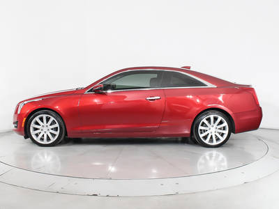 Used CADILLAC ATS 2015 MIAMI Coupe