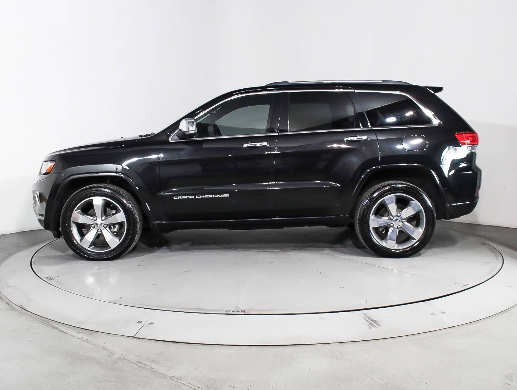 Used 2014 Jeep Grand Cherokee Overland Suv For Sale In Miami Fl 97039 Florida Fine Cars