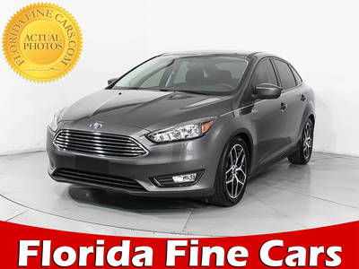 Used FORD FOCUS 2018 MIAMI SE