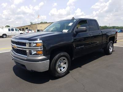Used CHEVROLET SILVERADO 2015 MIAMI Work Truck 4x4