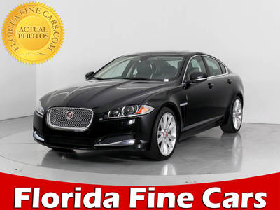 Used JAGUAR XF 2015 WEST PALM Sport