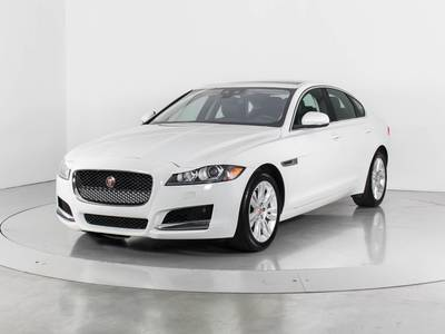 Used JAGUAR XF 2017 WEST PALM 35t
