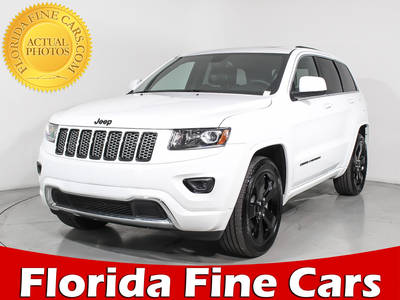 Used JEEP GRAND-CHEROKEE 2015 WEST PALM Altitude