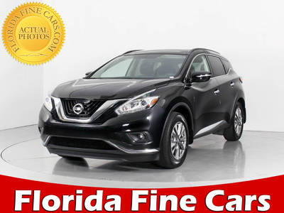 Used NISSAN MURANO 2015 WEST PALM Sv